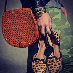 camo + leopard