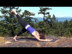 One of my favorite challenging classes: Connections to Core Power Yoga Class with Fiji McAlpine