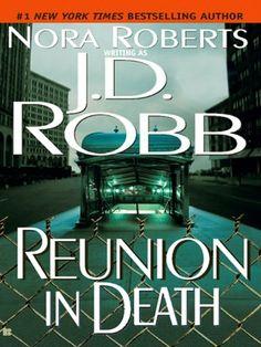 J.D. Robb... Love this series...
