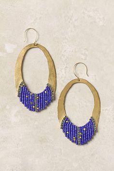 De Petra Signature Tribal earrings by depetra on Etsy, $128.00