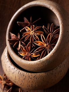 Whole Star Anise - stock photos I made Christmas bread using  Star Anise, it was so good and different...