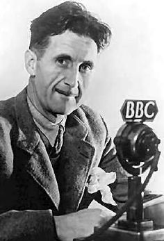 George Orwell - author and journalist