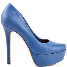 Heels I Love #heels #summer #high_heels #color #love #shoes Waleo - Cool Blue Summer  					Jessica Simpson