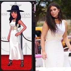 Kim Kardashian in Cuba - Weekend Event 8/19/2016