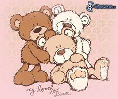 my lovely Bear, Teddybären