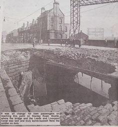Liverpool May Blitz 1941