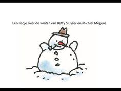 Liedje: Winter- van de cd Circus Pindakaas Betty Sluyzer