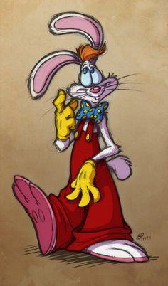 Roger Rabbit, zillabean.deviantart.com