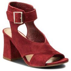 Sandále LASOCKI - 39809-01 Červená