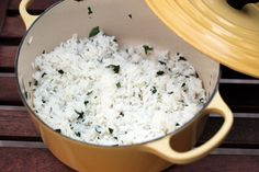 Cilantro-Lime Rice {Chipotle Knock-Off} - This Week for Dinner - Weekly Meal Plans, Dinner Ideas, Recipes and More!