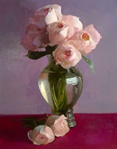 New Juliet by Dennis Perrin in the FASO Daily Art Show