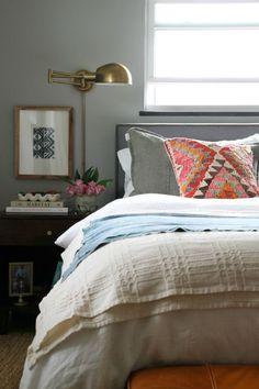 Linen sheets & mattress cover info.