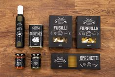 San Lorenzo Pasta (Student Project) on Packaging of the World - Creative Package Design Gallery