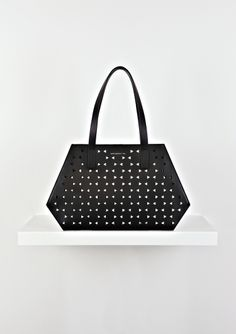 SIXbag, cutout, DESANINETEENSEVENTYTWO Tote Bag, Bags, Collection, Fashion, Handbags, Moda, Fashion Styles, Carry Bag, Taschen