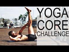 Core Challenge - Yoga With Tim Senesi - YouTube