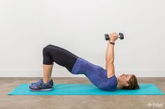 Five Minute Whole Body Strengthening Exercises