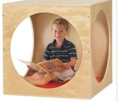 ECR4Kids Playhouse Cube Mat