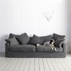 The Antibes Linen Sofa Collection - Antibes Collection - Sofa Collections - Furniture