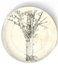 Tree from a master 10 inch Melamine Plate by TheMadPlatters, $18.00