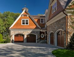 When selecting garage doors, choose a material that fits your budget, climate and architectural style.