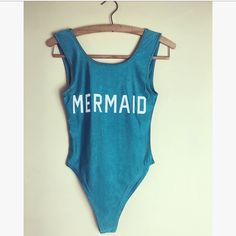 💦💦💦💦💦💦💦  MERMAID blue swimsuit • perfect swim piece for your holidays & festivals • trending on instagram with fashion bloggers & celebrities • all sizes delivery in 15-30 days as made to order • stand out on the beach! --------------------------------------------------- #mermaid #swim #swimsuit #bikini #beach #ibiza #marbella #festival #slogan #cute #sexy #hot #kawaii #aqua #handmade #onepiece #monokini