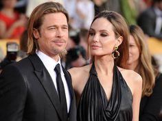 Анджелина Джоли и Брэд Питт пытались спасти свой брак татуировками #BradPitt #AngelinaJolie #звезды #знаменитости