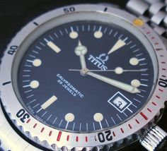 Please do not repost images Z.R.C. first series, possibly the first french brand dive watch Dial, hands, crown variation 1961 ad Second series third series ZRC M.N. issued A rare bird, the Lejour ZRC 300 LIP nautic auto and manual Lip calipso derlin case...