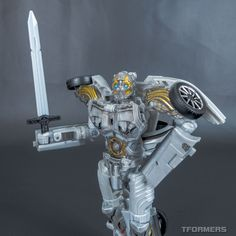 The Last Knight TakaraTomy Cogman Finally Gets Revised Release Date!