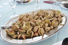 clams platter - Google Search