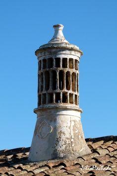 Chaminé de 1902,  Algarve-Portugal