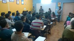 #GateTuition and Upcoming Batch Info at CES #Chandigarh