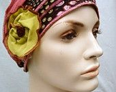 Funky Flower Womens Gypsy Vintage style by GypsyLoveHeadbands. $34.00, via Etsy.