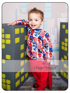 Superhero Mini Session. Toddler. Rhian Pieniazek Photography.