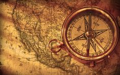 Vintage Compass by ~hourglassthorne on deviantART