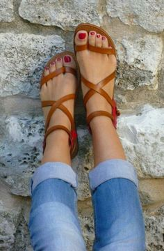 pretty cool sandals