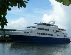 Guide to Vieques Island Ferry Services and Schedule, Isla de Vieques, Puerto Rico