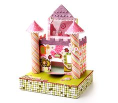 DIY for girls - Boxes never looked so beautIful