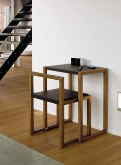 home and garden: Simple Table Chair Noritz Design