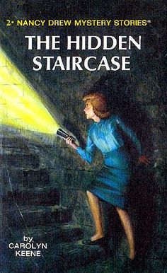 Nancy Drew Mysteries - I read every one of these! Most of my quiet reading time was at the City Library [Carnegie] sitting in a rocking chair beside one of those huge windows. I loved my Friday afternoons at the Library.