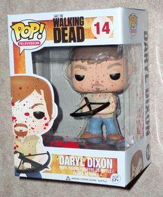 """Walking dead well zombie plush 18 cm /""""pop/"""""""