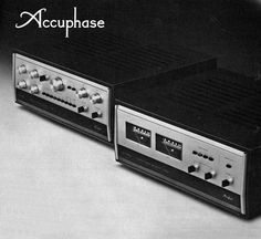 Accuphase C-200x P-300x