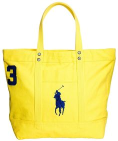 Polo Ralph Lauren Tote Bag
