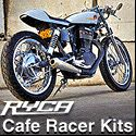 CB750 that sweet sound ~ Return of the Cafe Racers