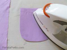 Bolso chapado Home Appliances, Sew, Backgrounds, Tips, Blouses, House Appliances, Appliances