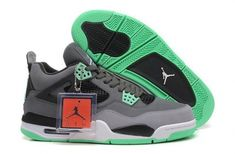 ec7a867d78c7 Buy Air Jordan 4 (IV) Retro Dark Grey Green Glow-Cement Grey-Black from  Reliable Air Jordan 4 (IV) Retro Dark Grey Green Glow-Cement Grey-Black  suppliers.