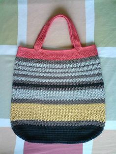 Ravelry: Marly Bag by Marly Bird