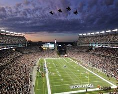 Home sweet home... Gillette Stadium in Foxborough, MA. Cause we root, root, root for the home team! #GoPats