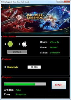 Mobile Legends Hack No Human Verification No Survey? Mobile Legends Hack Tools — No Verification — Unlimited Diamonds (Android and Ios) Mobile Legends Hack Cheats! Episode Choose Your Story, App Hack, Iphone Mobile, Android Hacks, Hack Online, Cheat Online, Free Gems, Mobile Legends, Mobile Game