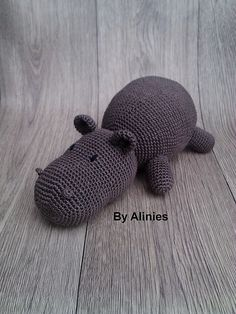 Ravelry: Hippo by Alinies pattern by by Alinies