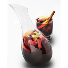 11 Healthy Cocktail Recipies : Eppa Superfruit Sangria